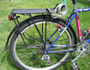 Cycle Touring Equipment Fenders