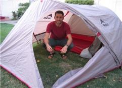 The Bikes  sc 1 st  VW Vagabonds & MSR Velo Tent for Cycle Touring