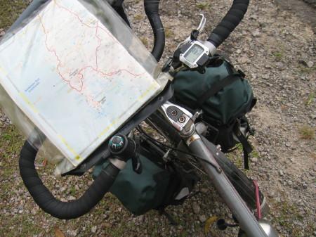 Cycle Touring Equipment Handlebars